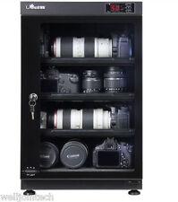 85L Digital Control Dehumidify Dry Cabinet Box for Lens Camera Equipment Storage