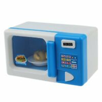 Baby Kid Developmental Toy Gift Home Appliances For Child microwave oven M1H2