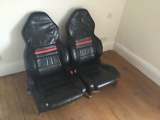Recaro Leather Bucket Seats ,Suzuki Swift Gti