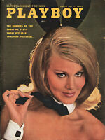 PLAYBOY MARCH 1967 Nancy Chamberlain Fran Gerard Orson Welles Sharon Tate (7)