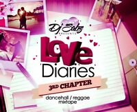 LOVE DIARIES REGGAE LOVERS ROCK CHAPTER 3 MIX CD