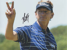Brad Faxon *PGA Champion* Signed Autograph 8x10 Photo B1 COA GFA