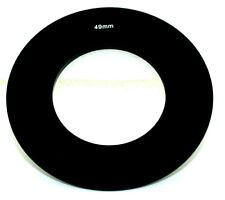 Metal 49mm Adapter Ring fo Cokin P series filter holder System lens,frm US selle