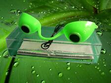 LUNETTES pour SOLARIUM anti UV VERT gafas rayos gotas !