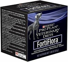 Purina Veterinary Diets FortiFlora Canine Nutritional Supplement, 30 Sachets