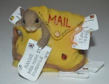 Charming Tails You Always Deliver Figurine by Fitz and Floyd 89/154