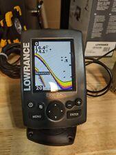 Lowrance Elite 3x depth finder