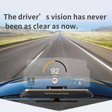 "6"" Screen Car GPS Navigation Holder HUD Head Up Display Projector Phone Holders"