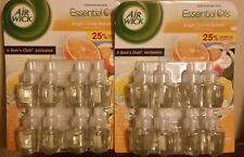 16 Refills/.84 oz each/25% more/ Air Wick Scented Oil Bright Citrus Splash Scent