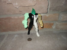 """Ben 10 Diamondhead DNA Alien Heroes 6"""" figure needs batteries"""