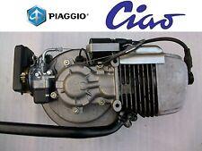 MOTOR - ENGINE - MOTORE COMPLETO CIAO PIAGGIO ORIGINALE