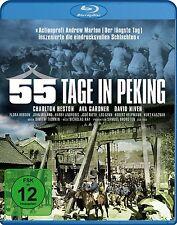 55 Tage in Peking (Blu-ray)(NEU/OVP)Charlton Heston und David Niven gegen aufstä