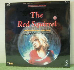 The Red Squirrel(La Ardilla roja)1993 PAL Laser Disc, Drama, Mancho Nova [EE1027