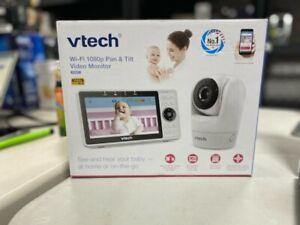 """VTech RM5764HD 5"""" Smart Wi-Fi 1080p Pan & Tilt Monitor"""