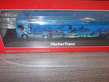 HERPA 121668 - 1/87 MERCEDES-BENZ ACTROS BIGSPACE Koffersattelzug FISCHER-TRANS
