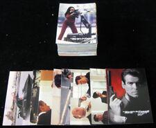1999 Inkworks James Bond 007 The World is Not Enough Set (90) Nm/Mt