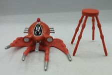 VTG Power Rangers Zeo Evil Space Alien Quadrafighter Bandai 1996 Rare Figure
