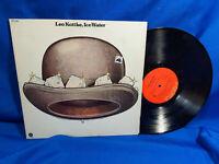 Leo Kottke LP Ice Water Capitol ST-11262