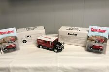 Armored Car Bank Trucks $75 and Matchbox Trucks $7 All brand new in boxes