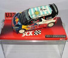 FN SCALEXTRIC A10066X300 CITROEN DS3 WRC #1 RALLY ARGENTINA S.LOEB-D.ELENA MB