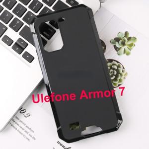 For Ulefone Armor 7 Armor7 Soft TPU Back Bumper Case Cover Coque Armor House
