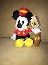 Disney Hollywood Tower of Terror Hotel Stuffed Mickey Bellhop - Boardwalk Case