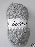 Designer Yarn DY Choice Bolero Knitting Wool / Scarf Yarn - 04 Grey