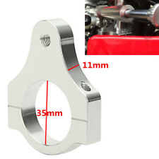 35mm CNC Aluminum Motorcycle Shock Steering Damper Fork Mounting Clamp Bracket