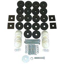 Omix 12201.01 Body Tub Mounting Kit Fits 41-75 CJ5 CJ6 MA MB Willys