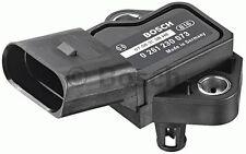 BOSCH Sensor, presión de sobrealimentación VOLKSWAGEN GOLF AUDI 0 261 230 073