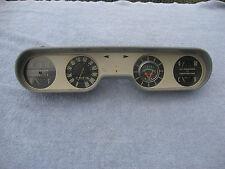 1954 Studebaker speedometer gauges tachometer