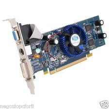 SCHEDA GRAFICA  PCI EXPRESS_256 MB SAPPHIRE Radeon X1550_256M G2 64 bit VGA DVI