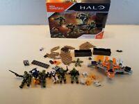 Mega Construx Halo  Figures/ pieces lot