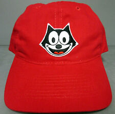 New Felix the Cat Retired Red Baseball Cap One Size Fits Most Caps