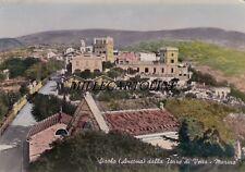 SIROLO:  Dalla Torre di Veita - Marina    1955