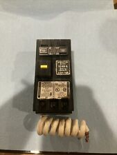 Square D 50 Amp Type Hom Gfci Double Pole Circuit Breaker Tested