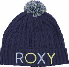 Roxy Women's Fjord Beanie (Crown Blue)