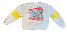 Vintage Seoul South Korea Olympic 1988 Adidas Large Team Australia Sweatshirt