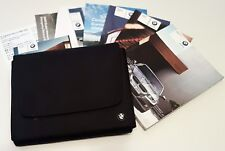 BMW 3 SERIES E90 E91 SALOON & TOURING 2008-2012 Manual Owners Handbook WALLET