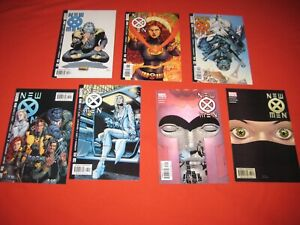 NEW X-MEN 127 128 129 130 131 132 133 1st App FANTOMEX