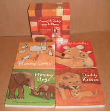 Mommy and Daddy Boxed Set by Anne Gutman and Georg Hallensleben Board Books