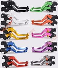 CNC Brake clutch levers for Yamaha YZF600R Thunder Cat 1997-2007