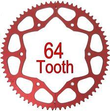 64T Tooth #35 Chain Split Sprocket Two 2 Piece Gear Drift Trike Go Kart Racing