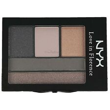 NYX Love In Florence Eye Shadow Palette LIF10 Gelato For Two