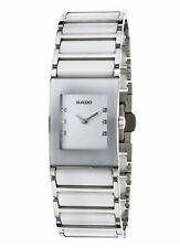 Rado Integral Jubile Damenuhr mit Diamanten Quarz R20747901