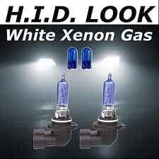 HB3 9005 501 65 W BIANCO XENON HID look Luci Anteriori Alto fascio abbagliante LAMPADINE e contrassegnati