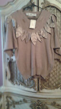 Bonnie Bill by Holly Brown sweater SZ L