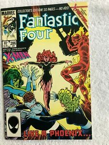 Fantastic Four #286 (Jan 1986, Marvel) VF 8.0