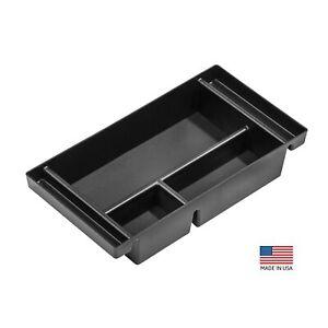 Vehicle OCD - Silverado/Sierra 1500 (2019-21) / HD (2020-21) center console tray