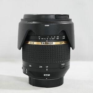 Used Tamron SP 17-50mm f/2.8 AF XR Di-II VC IF Lens for Nikon